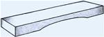 Xylophone bar
